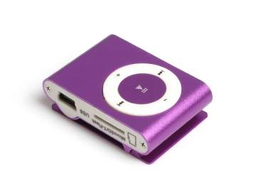MP3 player Terabyte RS-17 Tip1 ljubicasti